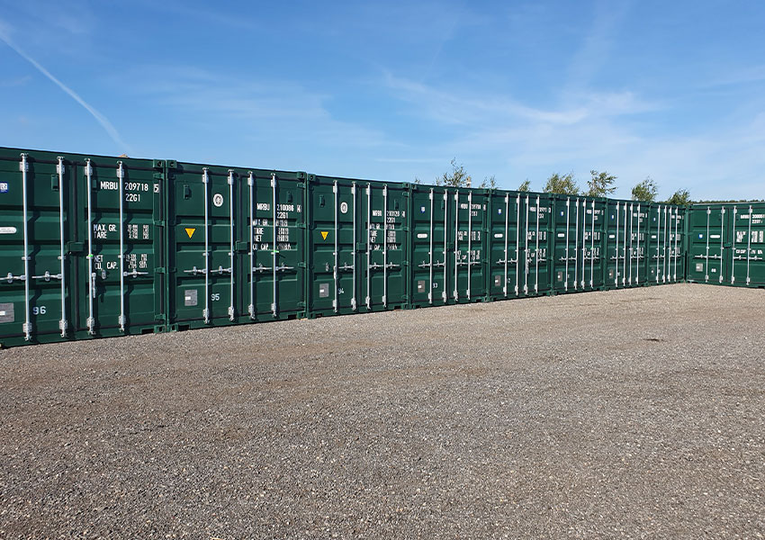 What are the Benefits of Getting Self Storage Units for Businesses?